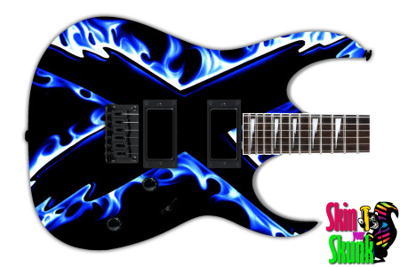 Buy Guitar Skin Fire X