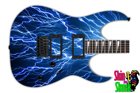 Buy Guitar Skin Lightning Arch