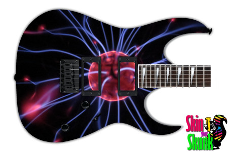 Buy Guitar Skin Lightning Beautiful