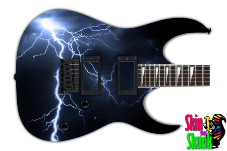 Buy Guitar Skin Lightning Corner