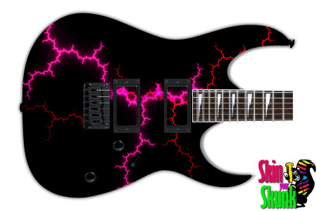 Buy Guitar Skin Lightning Crack