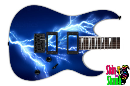 Buy Guitar Skin Lightning Discharge