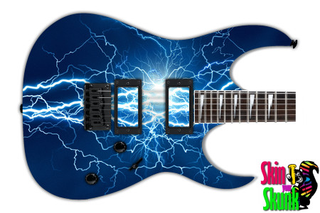 Buy Guitar Skin Lightning Electric