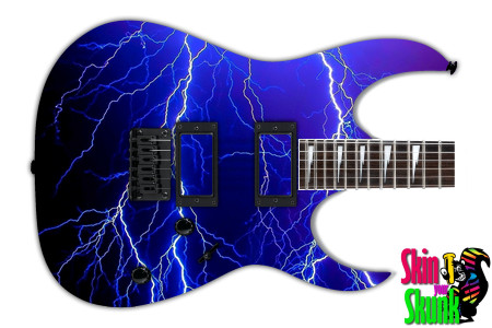 Buy Guitar Skin Lightning God