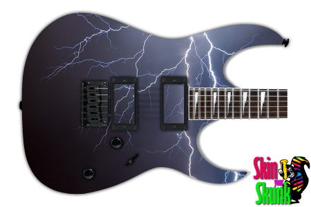 Buy Guitar Skin Lightning Haze