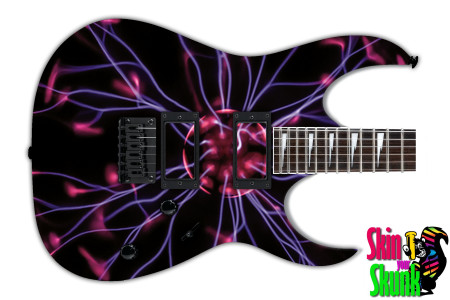 Buy Guitar Skin Lightning Plazma