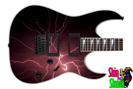 Buy Guitar Skin Lightning Shock