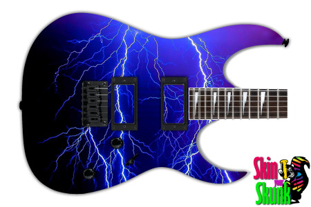 Buy Guitar Skin Lightning Thunder