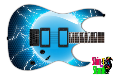 Buy Guitar Skin Lightning World