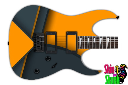 Buy Guitar Skin Geometric Bee