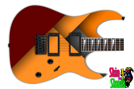 Buy Guitar Skin Geometric Cards