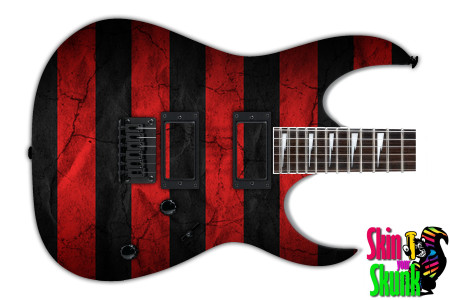 Buy Guitar Skin Geometric Freddy