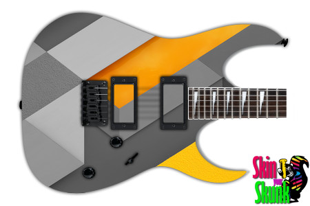 Buy Guitar Skin Geometric Question
