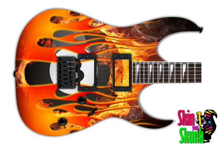 Buy Guitar Skin Hotrod 8ball