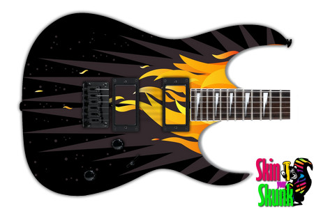 Buy Guitar Skin Hotrod Ball Right