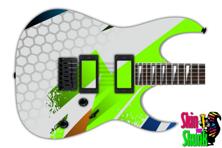 Buy Guitar Skin Hotrod Blowout