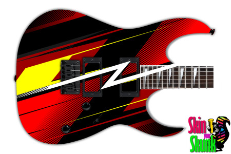 Buy Guitar Skin Hotrod Danger