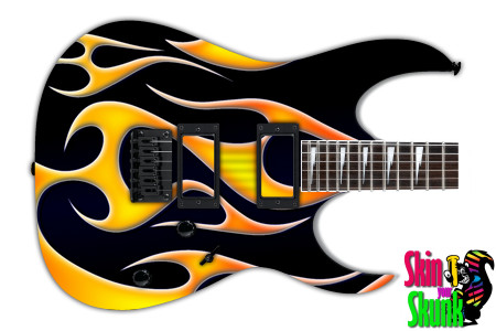 Buy Guitar Skin Hotrod Dark Left