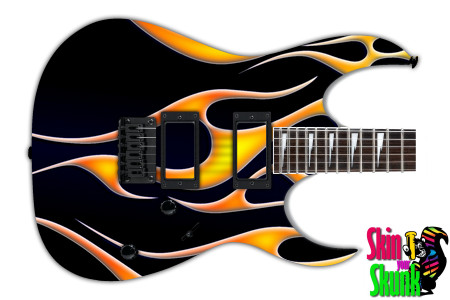 Buy Guitar Skin Hotrod Dark Right
