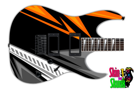 Buy Guitar Skin Hotrod Hood