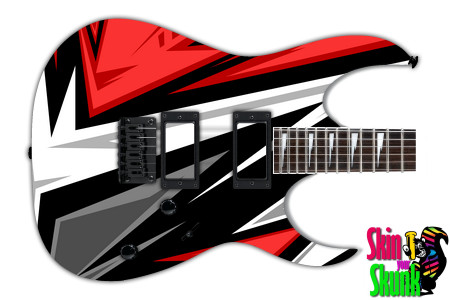 Buy Guitar Skin Hotrod Side