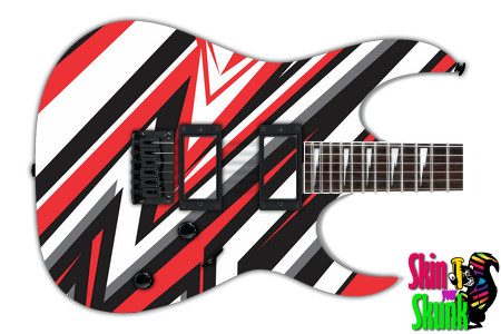 Buy Guitar Skin Hotrod Stripes
