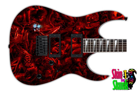 Guitar Skins Decals Stickers Amp Wraps For Any Guitar