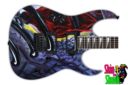 Buy Guitar Skin Paint2 Insect