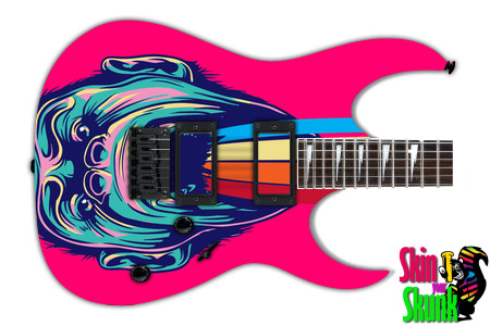 Buy Guitar Skin Radical Ape