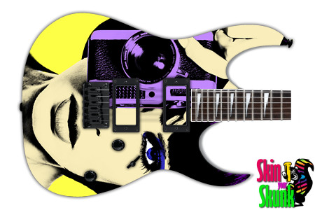 Buy Guitar Skin Radical Camera