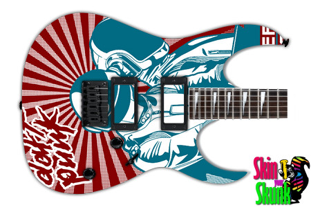 Buy Guitar Skin Radical Daft