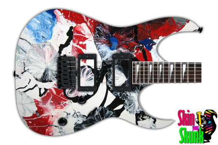 Buy Guitar Skin Radical Mess