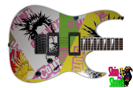 Buy Guitar Skin Radical Punk