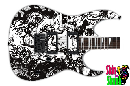 Buy Guitar Skin Radical Queen