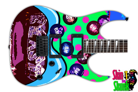 Buy Guitar Skin Radical Skittles