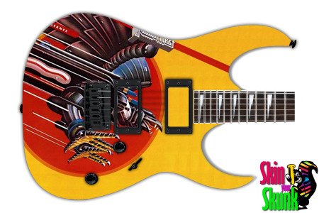Buy Guitar Skin Rockart Bird