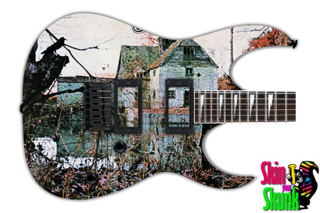 Buy Guitar Skin Rockart Black