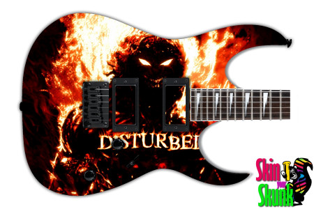Buy Guitar Skin Rockart Burn