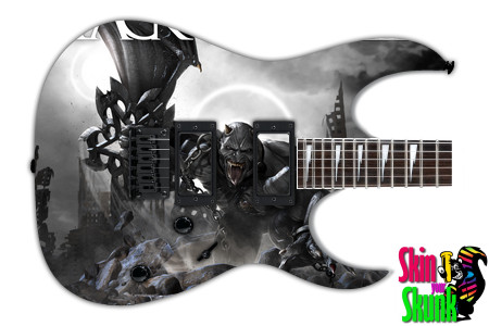 Buy Guitar Skin Rockart Bvb