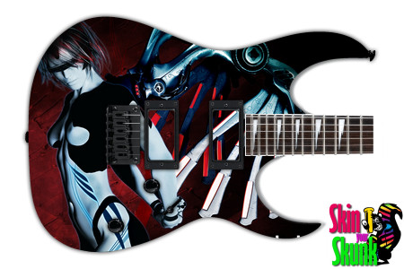 Buy Guitar Skin Rockart Cell