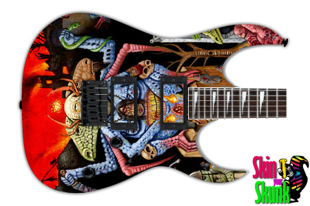 Buy Guitar Skin Rockart Cleric