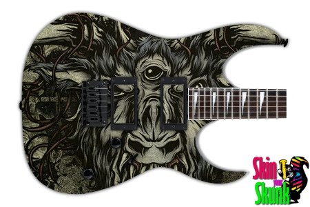 Buy Guitar Skin Rockart Devil