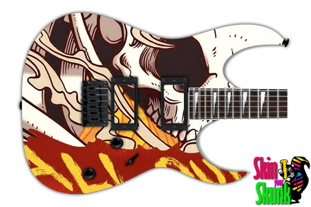 Buy Guitar Skin Rockart Fall