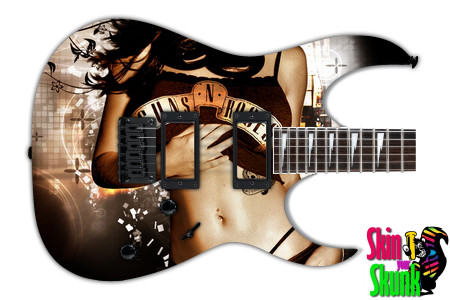 Buy Guitar Skin Rockart Guns