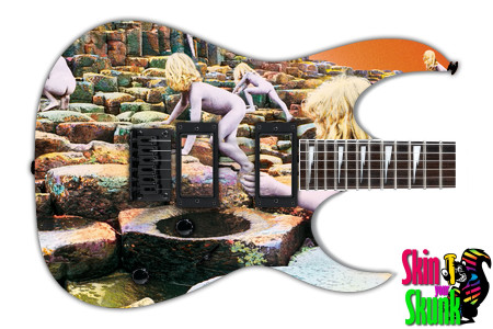 Buy Guitar Skin Rockart Holy