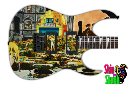 Buy Guitar Skin Rockart Holy2