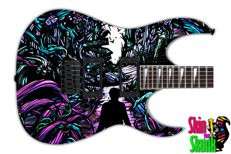 Buy Guitar Skin Rockart Homesick