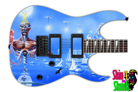 Buy Guitar Skin Rockart Ice