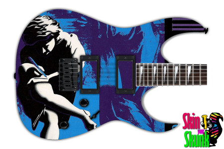 Buy Guitar Skin Rockart Illusion