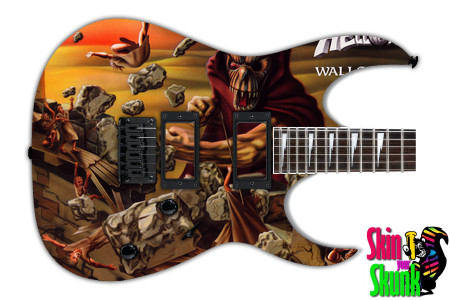 Buy Guitar Skin Rockart Punch